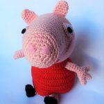 Peppa Pig Amigurumi Free Crochet Pattern