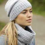 Queen of the Chill Hat and Cowl Free Crochet Pattern