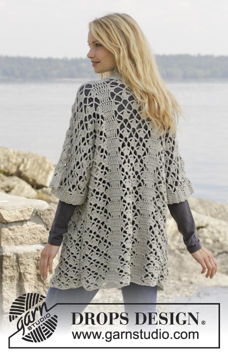Shining Star Lace Jacket Free Crochet Pattern Crochet Kingdom