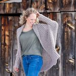 The Habitat Cardigan Free Crochet Pattern
