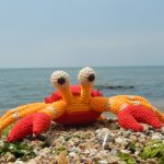 The Little Crab Coconut Free Amigurumi Pattern