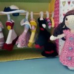 The Princess and Her Clothes Free Crochet Doll Pattern