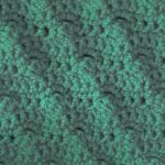 Warm Waves Crochet Stitch Free Video Tutorial