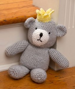 Crochet Bear PATTERN - Amigurumi Crochet Toy Pattern - Little ... | 300x253