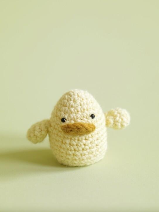 Amigurumi Ducky Egg Cozy Pattern Free