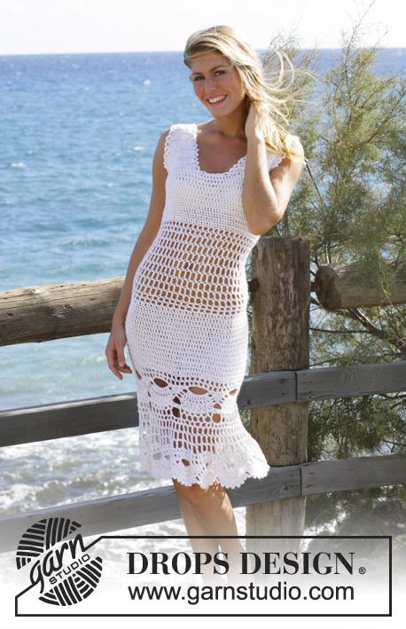 Artemis Free Crochet Dress Pattern