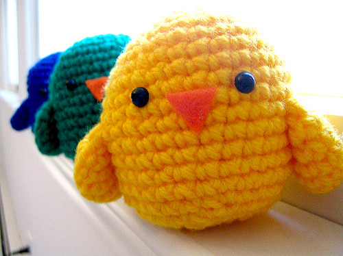 Birds of a Feather Free Crochet Pattern