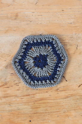 Crochet Along Week 3 Hexagon crochet pattern free
