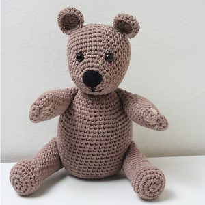 Free Crochet Patterns | Free Crochet Pattern Teddy Bear • Free ... | 300x300