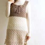 Crochet Tunic Dress Free Pattern