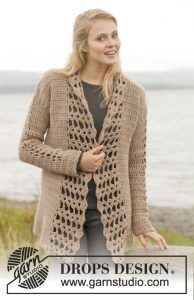 Easy and Free Crochet Cardigan Patterns for Women