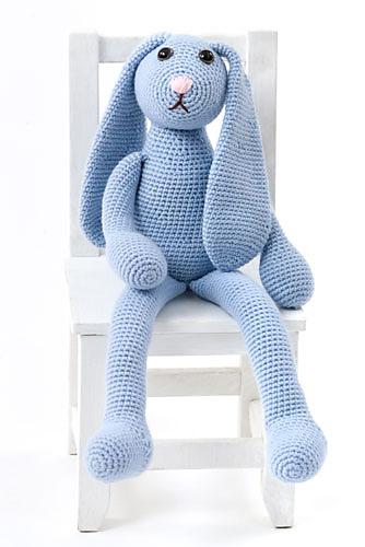 Floppy Bunny Crochet Pattern Free