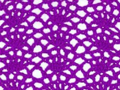 Fountain Network Free Crochet Stitch