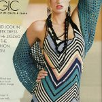 Missoni-Style Magic Dress Free Crochet Pattern