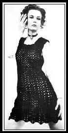 Pop-Over Crochet Dress Free Pattern