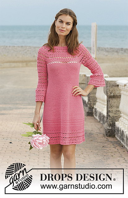 Primrose Dress Free Crochet Pattern