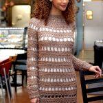 Tanya Tunic Free Crochet Pattern