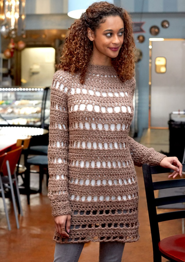 Crochet Tunics Crochet Kingdom 7 Free Crochet Patterns