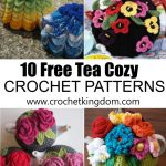 10 Free Tea Cozy Crochet Patterns You'll Love