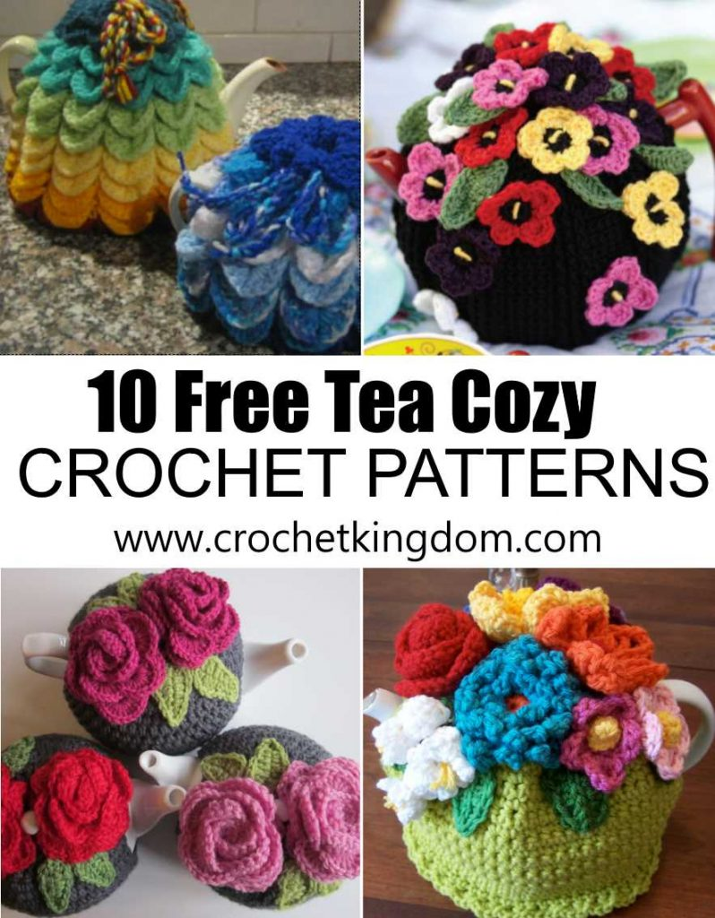Crochet Cozy Crochet Kingdom 9 Free Crochet Patterns