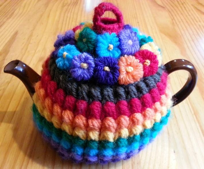 1930s Inspired Crochet Tea Cosy
