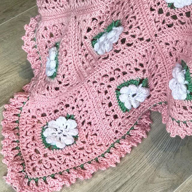 Free Crochet Blanket With Squares Archives Crochet Kingdom 31
