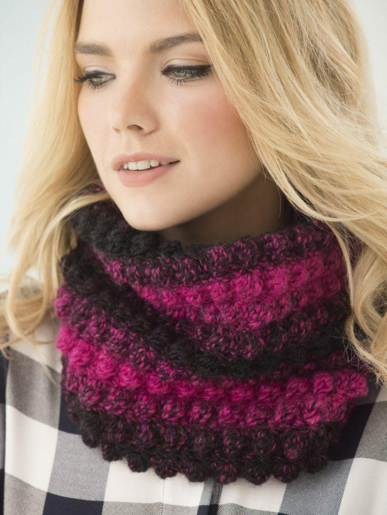 Crochet Cowls Free Patterns ⋆ Crochet Kingdom 16 Free