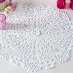 Free Crochet Pattern for a Doily