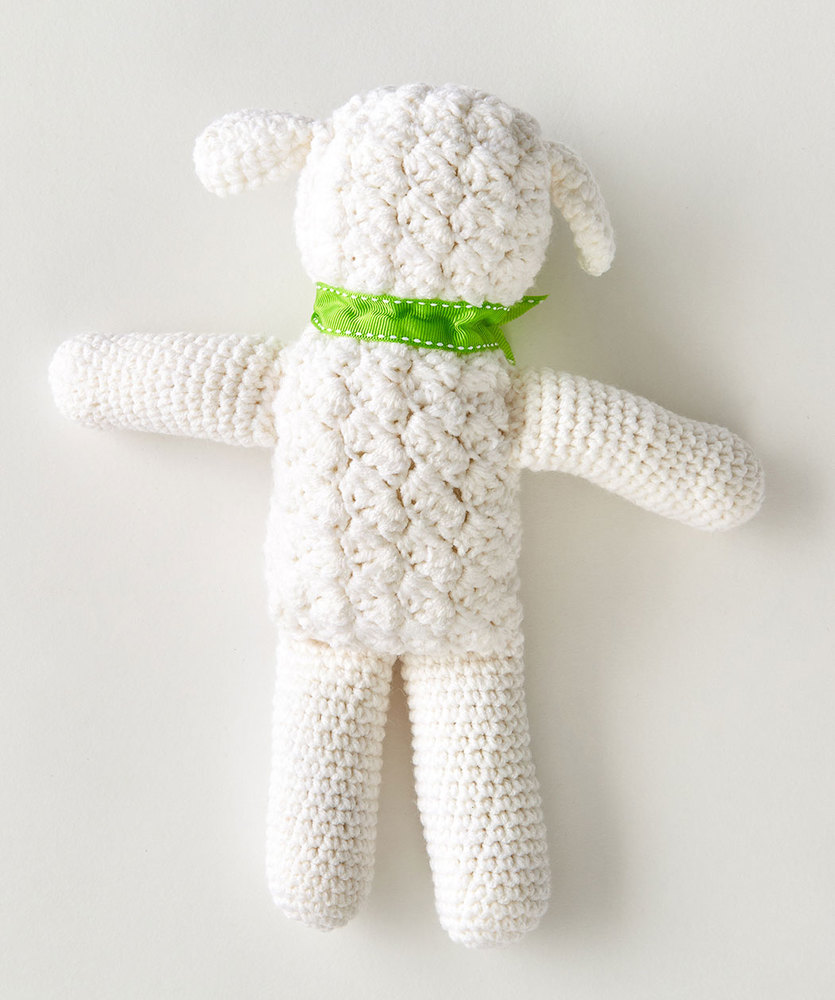 Little Lamb Free Crochet Pattern Download