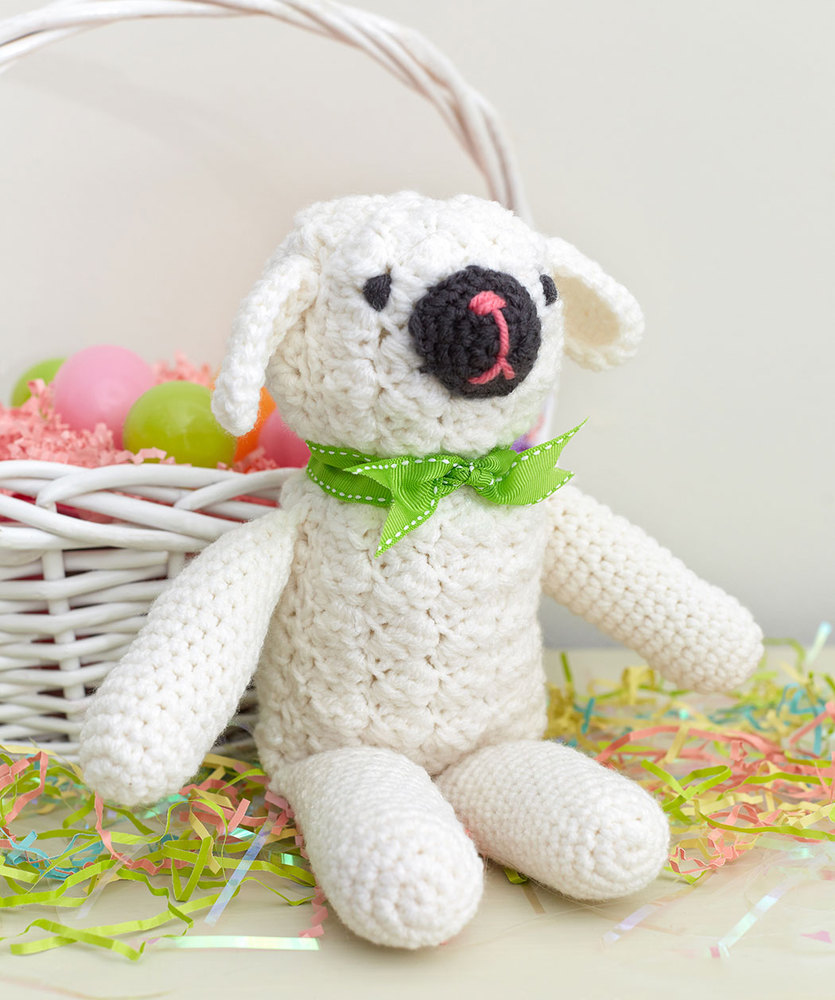 Little Lamb Free Crochet Pattern Download