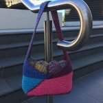 Origami Mystique Bag Free Crochet Pattern