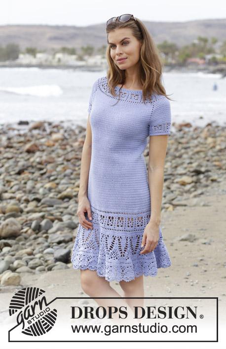 Queensland Crochet Dress Free Pattern