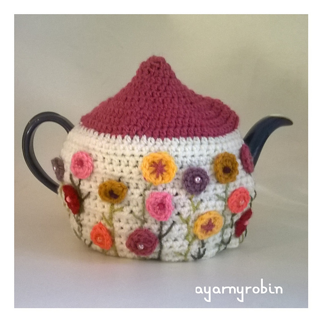 Tea Cozy Crochet Patterns Free