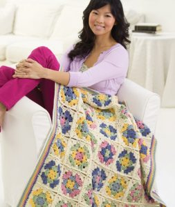 Versatile Granny Quick And Easy Crochet Blanket Patterns For Beginners