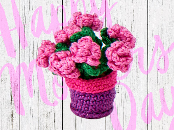 Amigurumi Flowers Free Patterns : Free crochet flower patterns ⋆ crochet kingdom free crochet