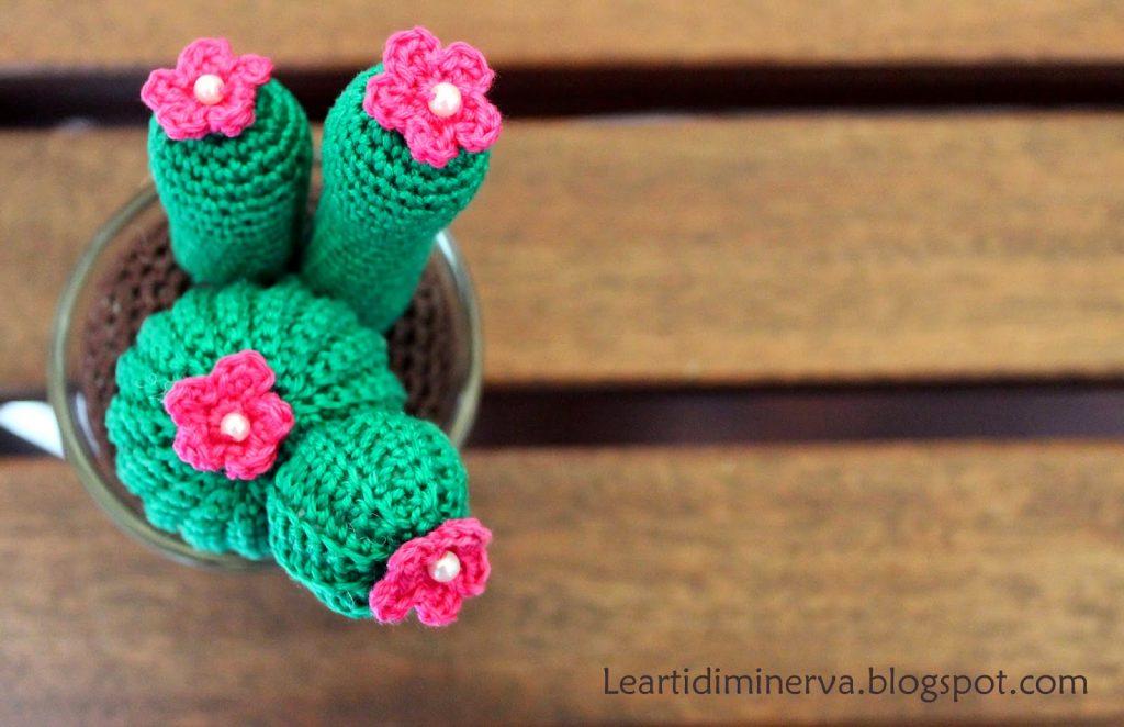Free Crochet Pattern For A Cactus Amigurumi ⋆ Crochet Kingdom