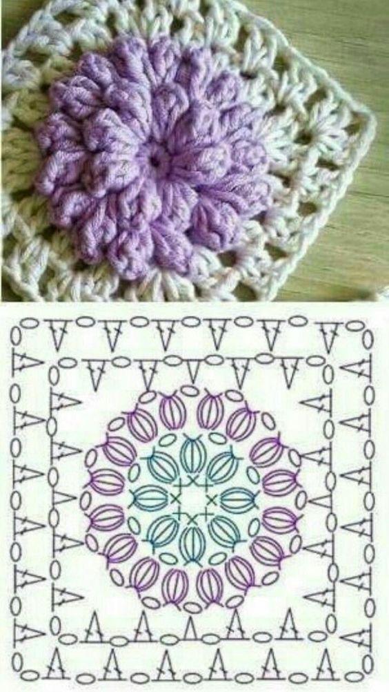 The Ultimate Granny Square Diagrams Collection  U22c6 Crochet Kingdom