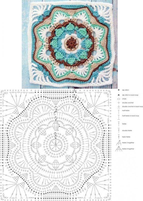 The Ultimate Granny Square Diagrams Collection Crochet Kingdom,Porcini Mushrooms