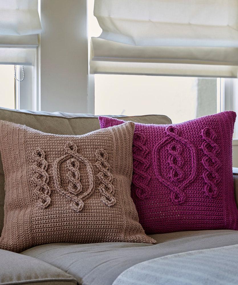 Crochet Pillows Crochet Kingdom 51 Free Crochet Patterns
