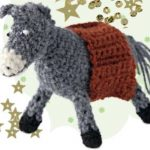 Free Crochet Pattern for a Donkey