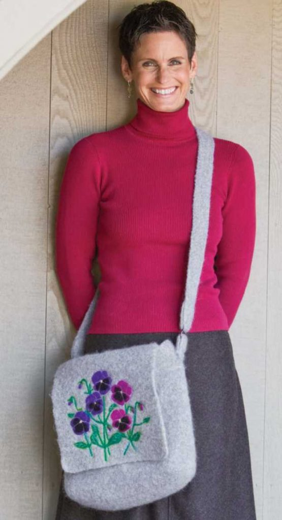 Felted Crochet Bag Patterns Archives Crochet Kingdom 1 Free