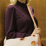 Free Crochet Pattern for a Messenger Bag
