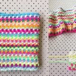 Free Crochet Pattern for a Snuggle Stitch Blanket