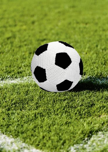 Free Crochet Pattern For A Soccer Ball Crochet Kingdom