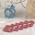 Free Crochet Pattern for a Victorian-Inspired Lace Bracelet
