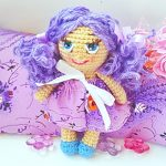 Crochet Doll Free Pattern