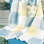 Free Baby Pattern for a Crochet Pocket Blankie