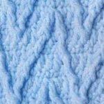Free Chevron Crochet Stitch