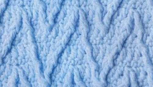 Free Chevron Crochet Stitch