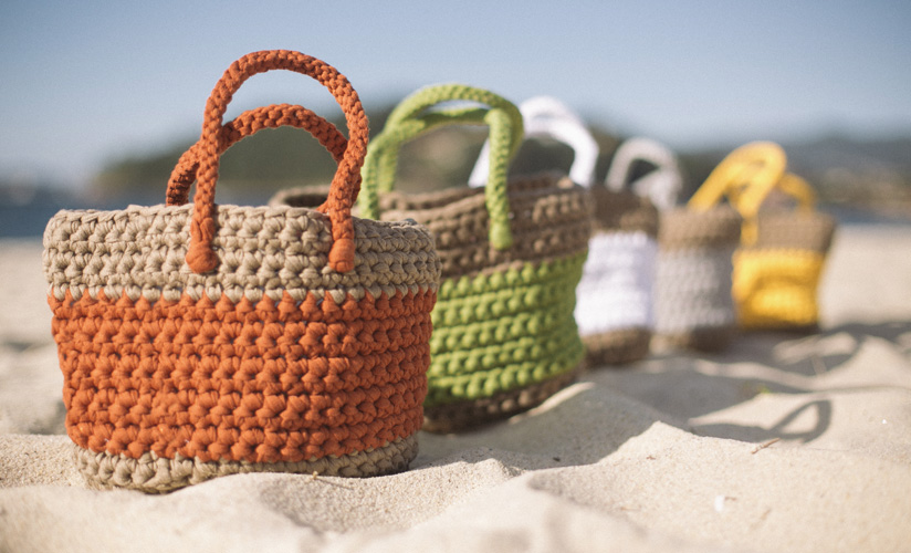 Free Crochet Pattern for Basket Woman
